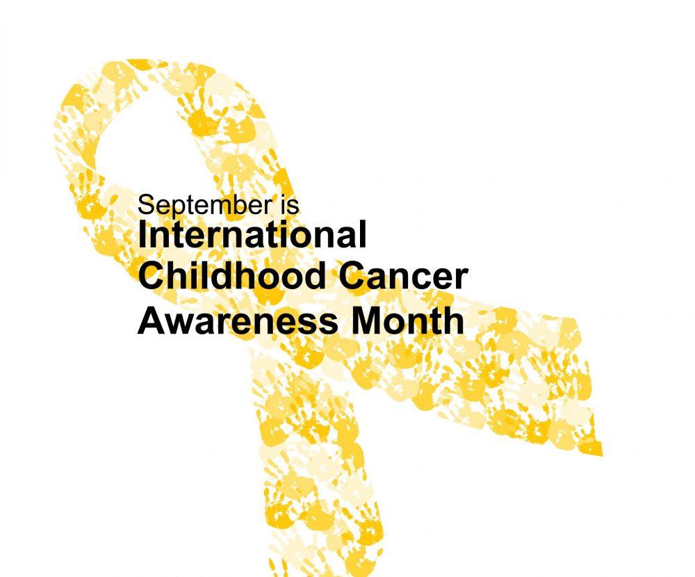 InternationalChildhood CancerAwareness Month