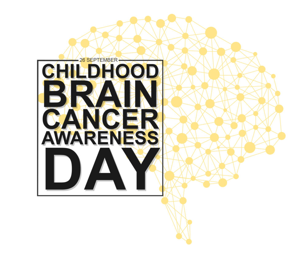 ChildhoodBrain Cancer  Awareness Day